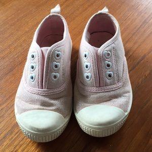 🎉4/$20 Girls slip on sneakers